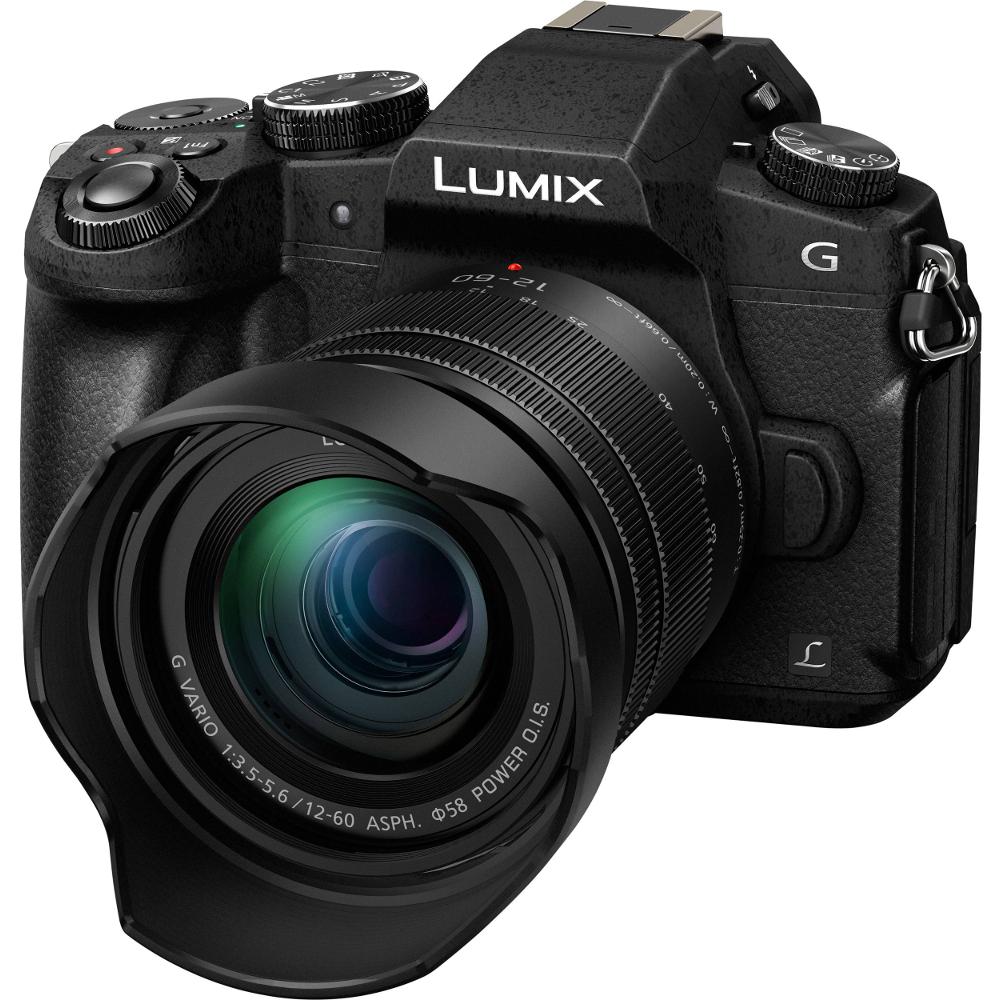 Фотоаппарат PANASONIC Lumix DMC-G80 Kit 12-60mm (DMC-G80MEE-K) Тип матрицы Live-MOS (NMOS)