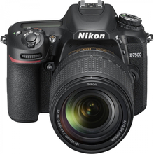 Фотоаппарат NIKON D7500 Kit 18-105 VR (VBA510K001)