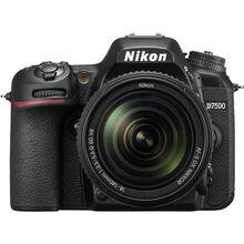 Фотоаппарат NIKON D7500 + 18-140 (VBA510K002)