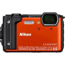 Фотоапарат NIKON Coolpix W300 Orange (VQA071E1)