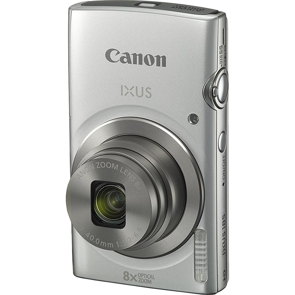Фотоаппарат CANON IXUS 185 Silver (1806C008AA) Тип компактный