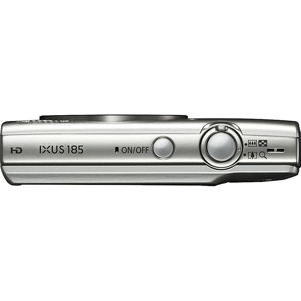 Фотоаппарат CANON IXUS 185 Silver (1806C008AA) Тип матрицы CCD (ПЗС)