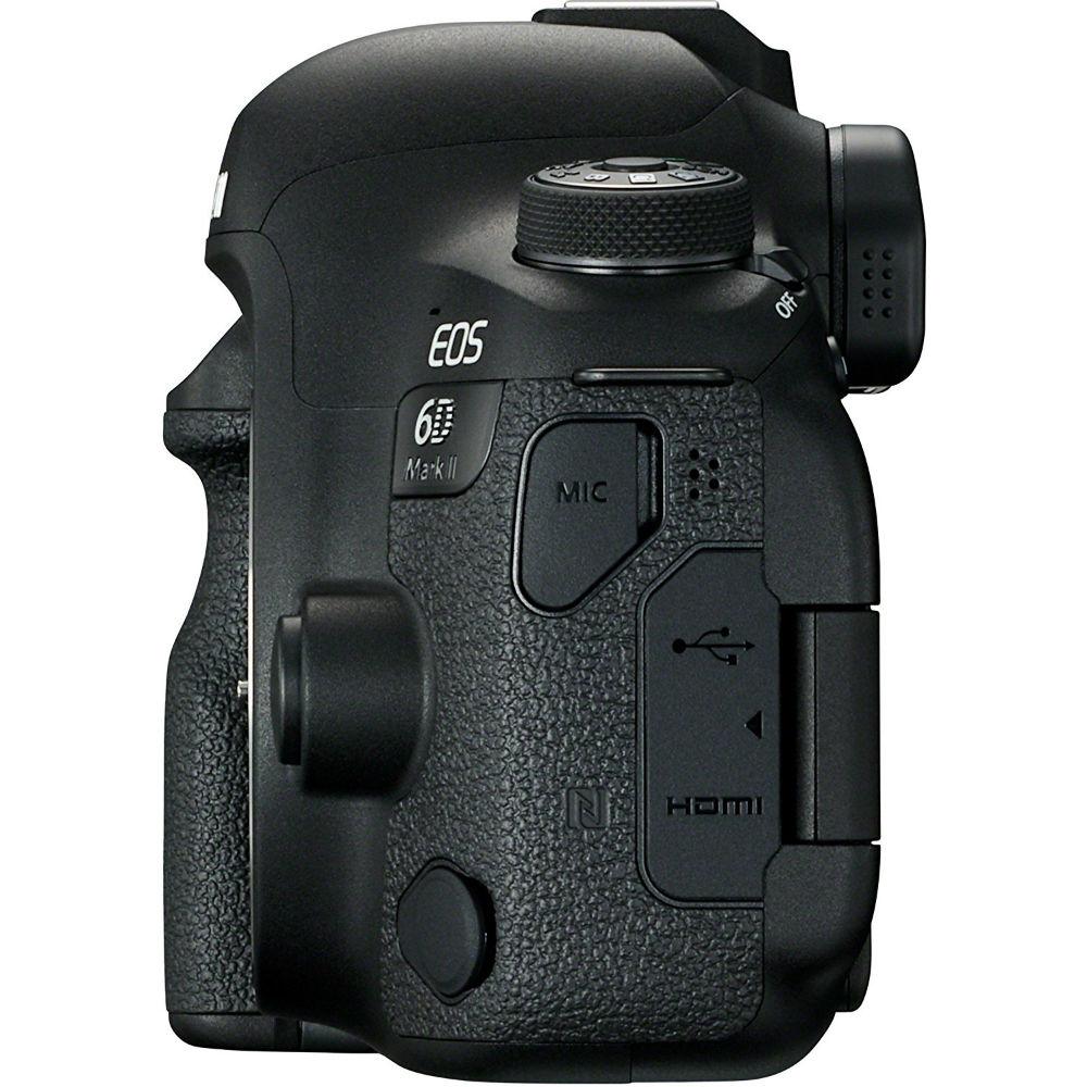 Фотоаппарат CANON EOS 6D MKII Body Тип матрицы CMOS (КМОП)