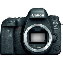 Фотоаппарат CANON EOS 6D MKII Body