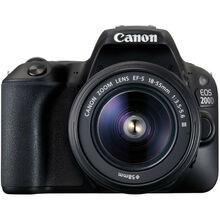 Фотоаппарат CANON EOS 200D kit 18-55 DC (2250C014AA)