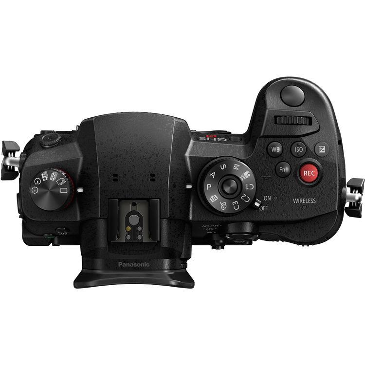 Фотоаппарат PANASONIC DC-GH5SEE-K Тип матрицы Live-MOS (NMOS)