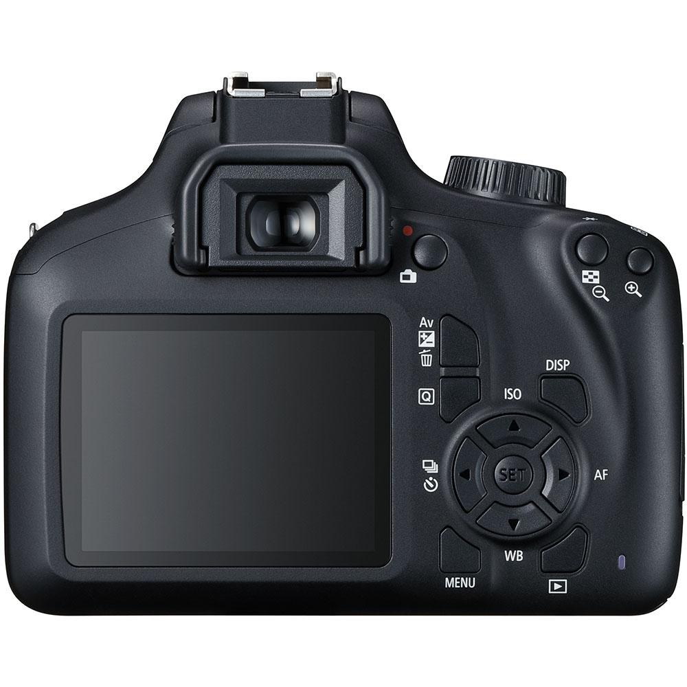 Фотоаппарат CANON EOS 4000D 18-55 DC III (3011C004AA) Тип зеркальный