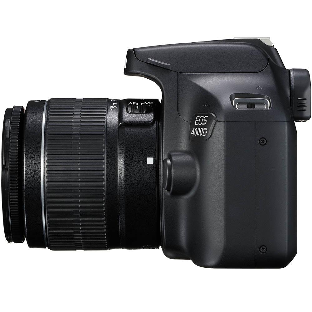 Фотоаппарат CANON EOS 4000D 18-55 DC III (3011C004AA) Тип матрицы CMOS (КМОП)