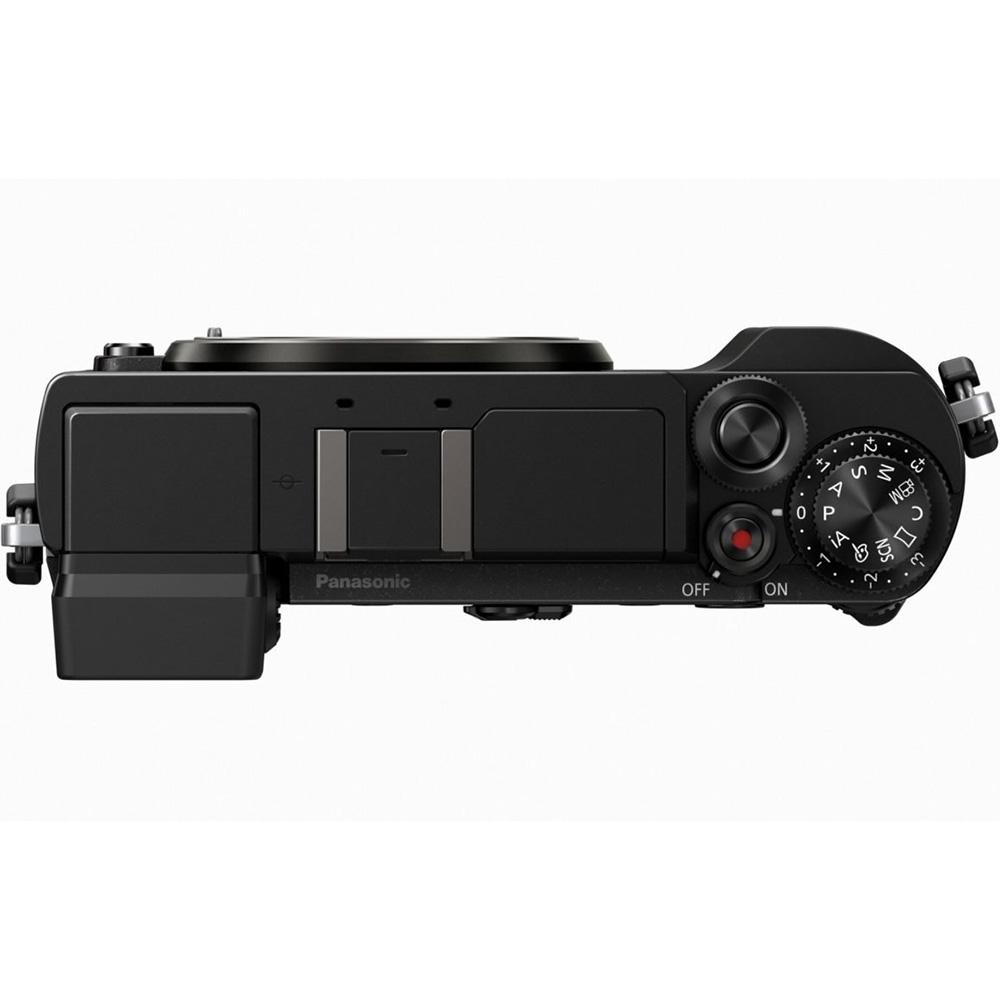 Фотоаппарат PANASONIC Lumix GX9 Body Black (DC-GX9EE-K) Тип матрицы Live-MOS (NMOS)