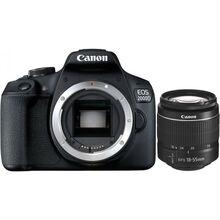 Фотоаппарат CANON EOS 2000D 18-55 DC III (2728C007AA)