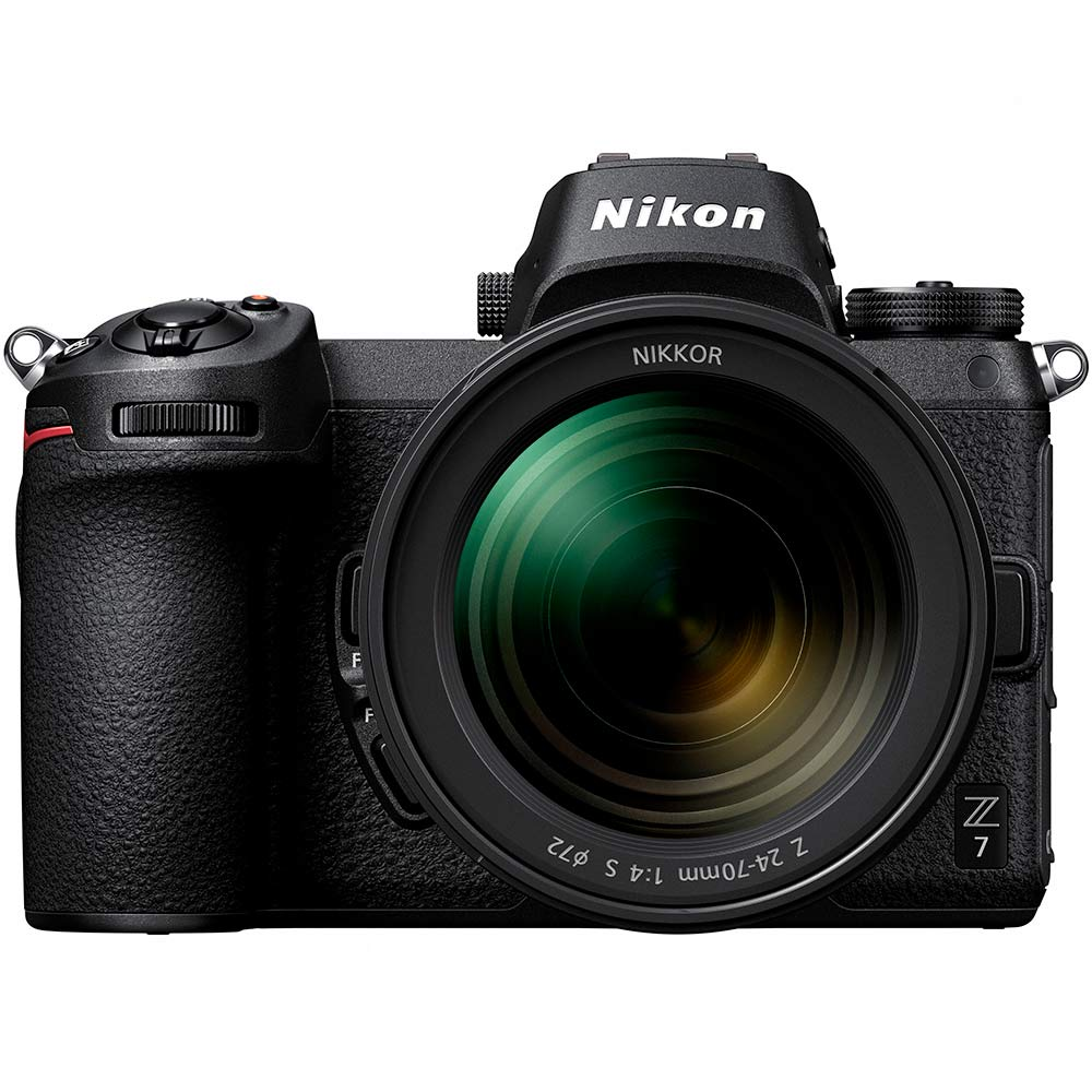 Фотоаппарат NIKON Z 7 + 24-70 f4 + FTZ Adapter Kit Тип системный