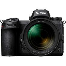 Фотоаппарат NIKON Z 7 + 24-70 f4 + FTZ Adapter Kit