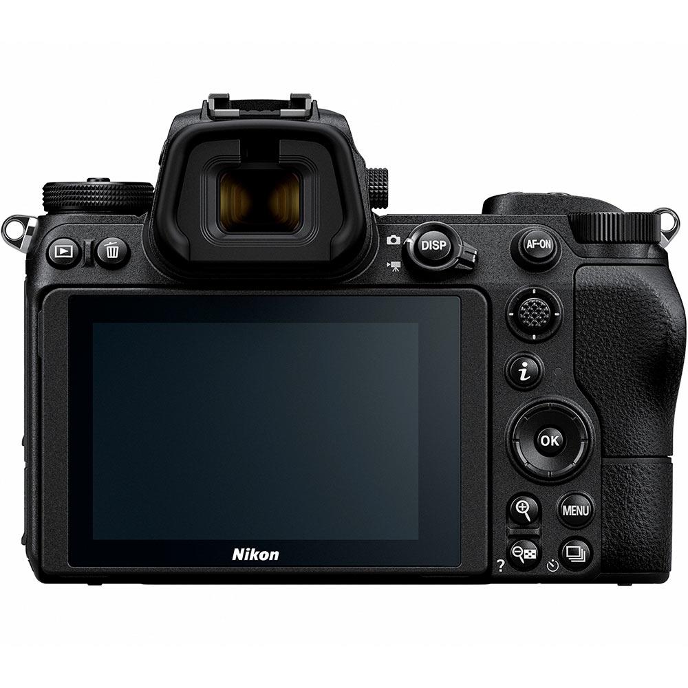 Фотоаппарат NIKON Z 7 + 24-70 f4 + FTZ Adapter Kit Тип матрицы CMOS (КМОП)