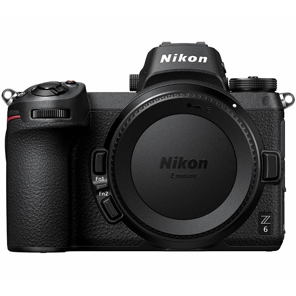 Фотоаппарат NIKON Z6 body Тип матрицы CMOS (КМОП)