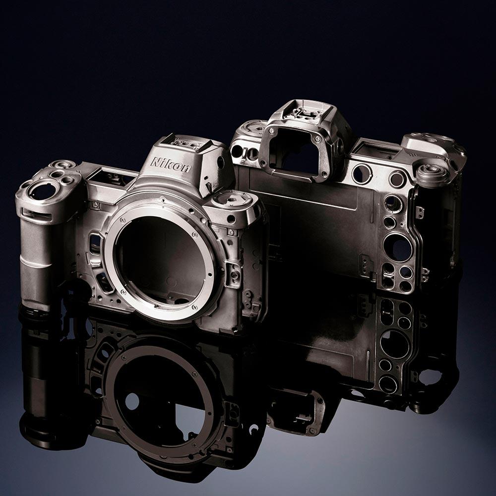 Фотоаппарат NIKON Z 6 + FTZ Adapter Kit Кол-во эффективных мегапикселей 24.5