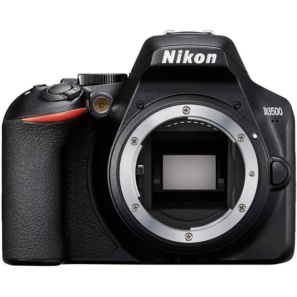 Фотоаппарат NIKON D3500 + AF-P 18-55 non VR Тип зеркальный