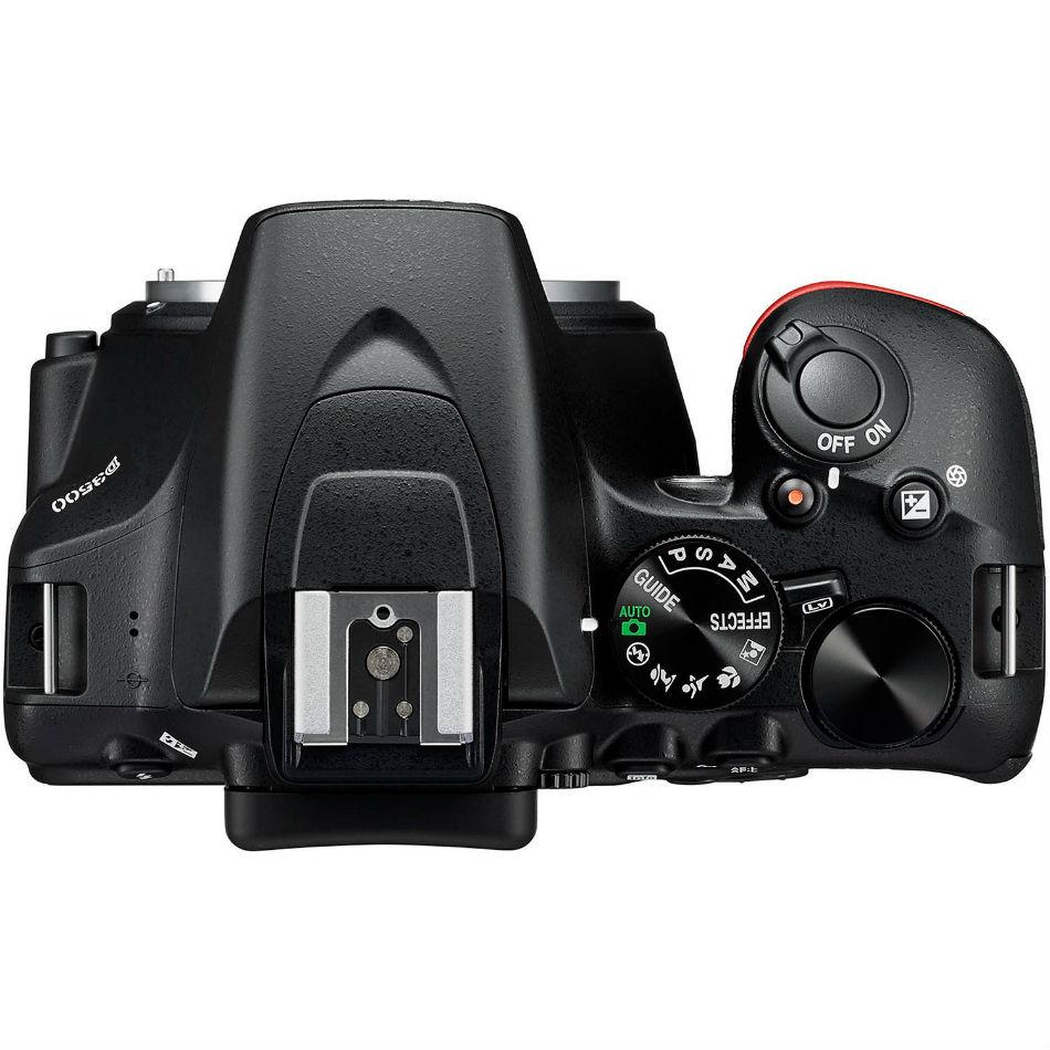 Фотоаппарат NIKON D3500 + AF-S 18-140 VR Тип зеркальный