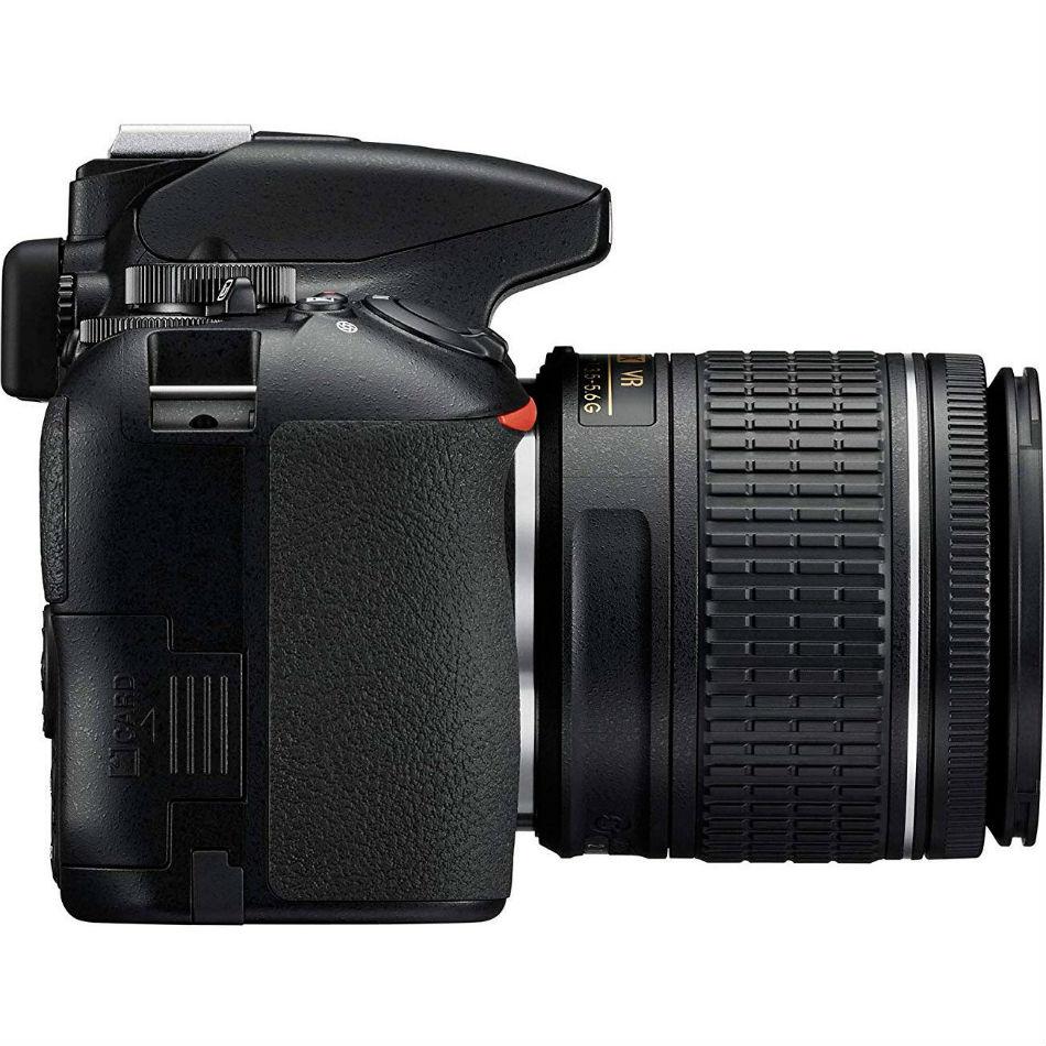 Фотоаппарат NIKON D3500 + AF-S 18-140 VR Кол-во эффективных мегапикселей 24.2
