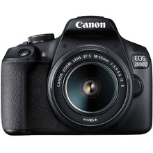 Фотоаппарат CANON EOS 2000D 18-55 IS