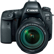 Фотоаппарат CANON EOS 6D MKII kit 24-105 IS STM (1897C030)