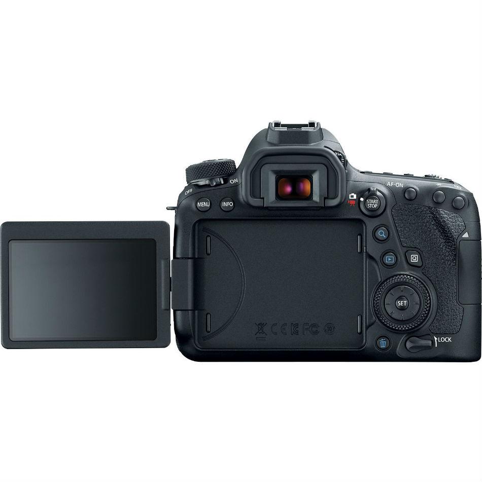 Фотоаппарат CANON EOS 6D MKII kit 24-105 IS STM (1897C030) Тип матрицы CMOS (КМОП)
