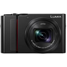 Фотоапарат PANASONIC LUMIX DC-TZ200EE-K Black