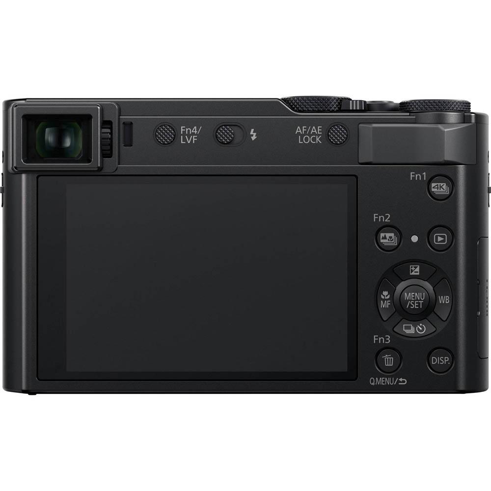 Фотоаппарат PANASONIC LUMIX DC-TZ200EE-K Black Тип матрицы MOS