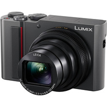 Фотоаппарат PANASONIC LUMIX DC-TZ200EE-S Silver