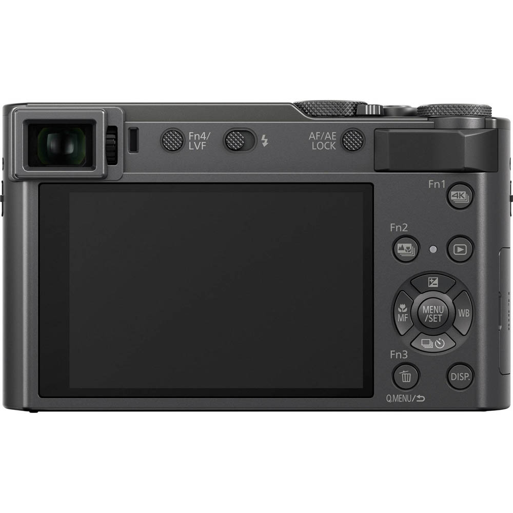 Фотоаппарат PANASONIC LUMIX DC-TZ200EE-S Silver Тип матрицы MOS