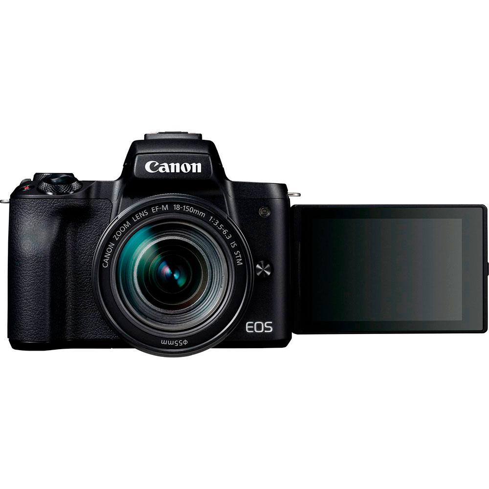 Фотоаппарат CANON EOS M50 18-150 IS STM (2680C056AA) Тип системный