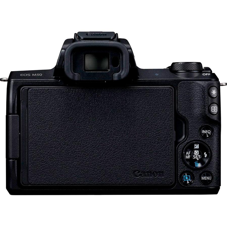 Фотоаппарат CANON EOS M50 18-150 IS STM (2680C056AA) Кол-во эффективных мегапикселей 24.1