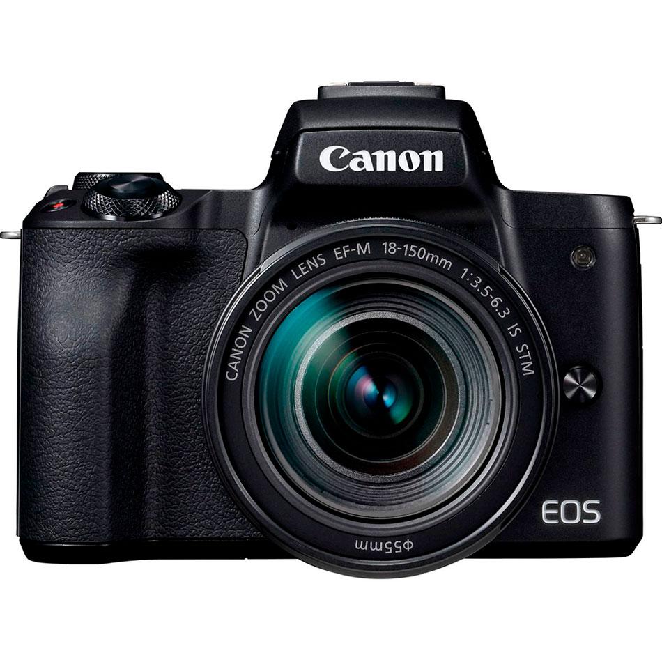 Фотоаппарат CANON EOS M50 18-150 IS STM (2680C056AA) Тип матрицы CMOS (КМОП)