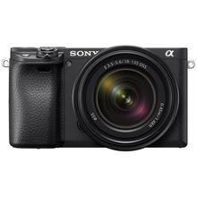 Фотоаппарат SONY Alpha 6400 Kit 18-135mm/F3.5-5.6 Black (ILCE6400MB.CEC)