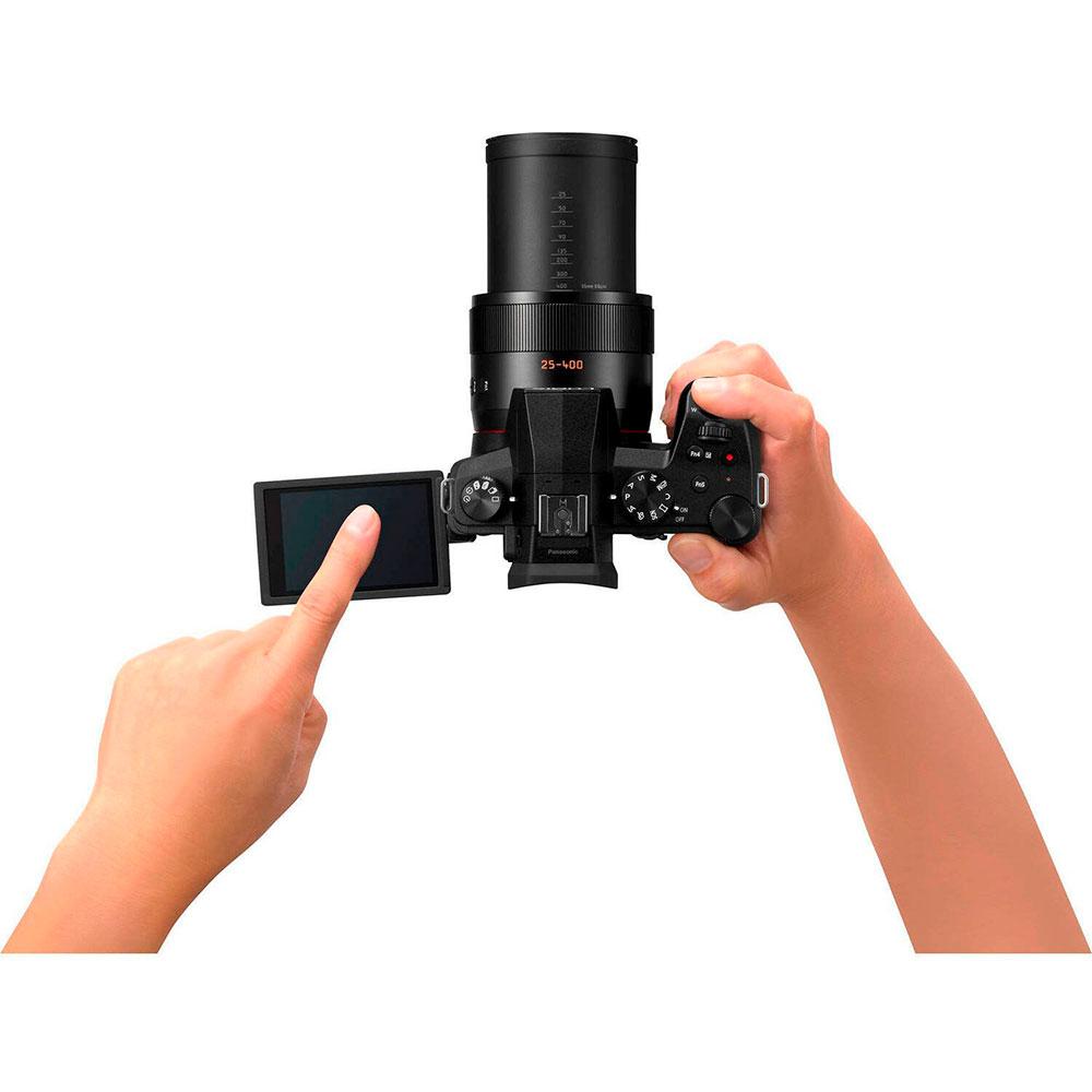 Фотоаппарат PANASONIC LUMIX DMC-FZ1000 II (DC-FZ10002EE) Кол-во эффективных мегапикселей 20.1