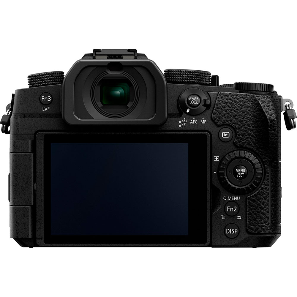 Фотоаппарат PANASONIC DC-G90 Kit 12-60mm Black (DC-G90MEE-K) Кол-во эффективных мегапикселей 20.3
