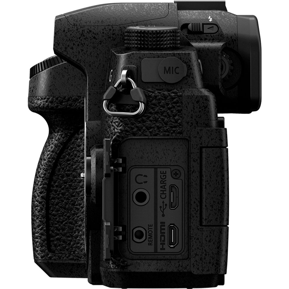 Фотоаппарат PANASONIC DC-G90 Kit 12-60mm Black (DC-G90MEE-K) Тип матрицы Live-MOS (NMOS)