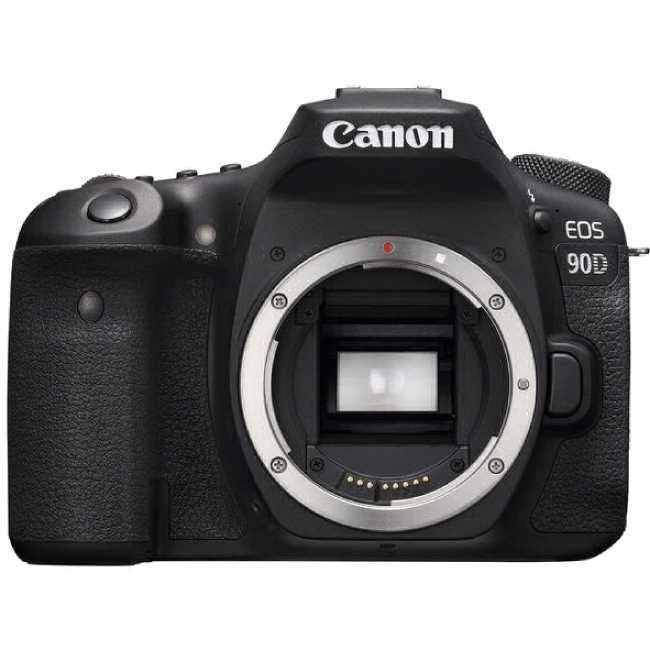 Фотоаппарат CANON EOS 90D body (3616C026AA)