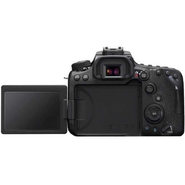 Фотоаппарат CANON EOS 90D body (3616C026AA) Кол-во эффективных мегапикселей 32.5