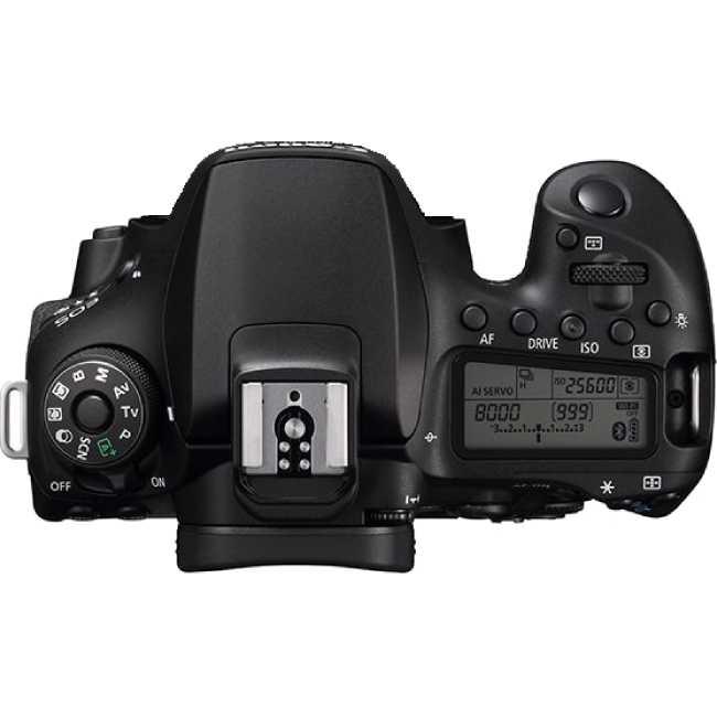 Фотоаппарат CANON EOS 90D body (3616C026AA) Тип матрицы CMOS (КМОП)