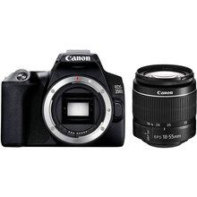 Фотоапарат CANON EOS 250D kit 18-55 DC III Black (3454C009)