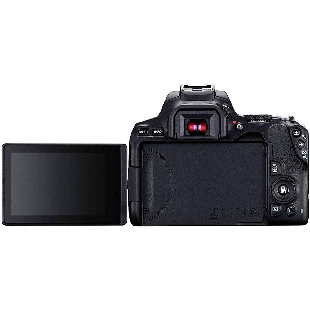 Фотоаппарат CANON EOS 250D kit 18-55 DC III Black (3454C009) Тип зеркальный