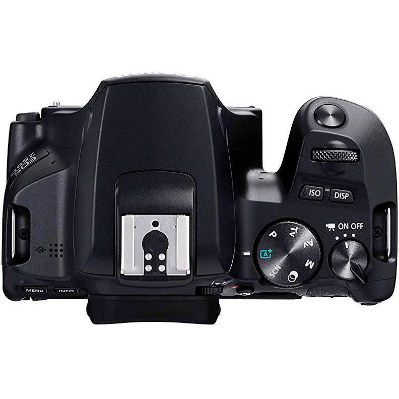 Фотоаппарат CANON EOS 250D kit 18-55 DC III Black (3454C009) Тип матрицы CMOS (КМОП)