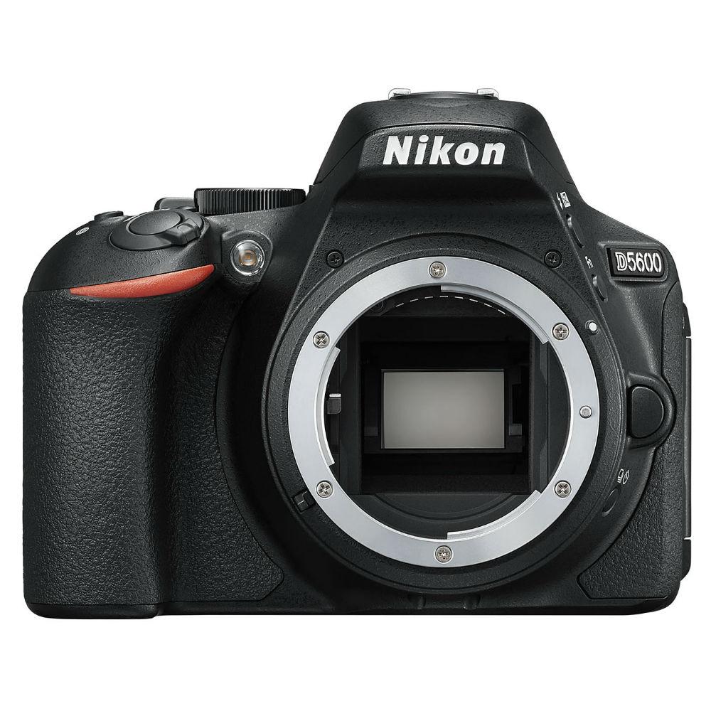 Фотоаппарат NIKON D5600 18-55 NON VR (VBA500KG10) Тип зеркальный