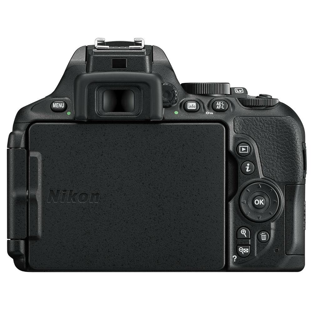 Фотоаппарат NIKON D5600 18-55 NON VR (VBA500KG10) Кол-во эффективных мегапикселей 24.2