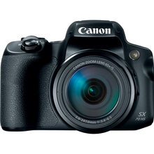 Фотоаппарат Canon Powershot SX70 HS Black (3071C012)