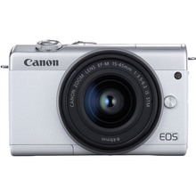 Фотоапарат CANON EOS M200 + 15-45 IS STM White (3700C032)