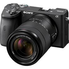 Фотоаппарат SONY Alpha 6600 kit 18-135 Black (ILCE6600MB.CEC)