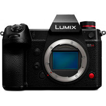 Фотоаппарат PANASONIC Lumix DC-S1H Body Black (DC-S1HEE-K)