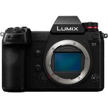 Фотоаппарат PANASONIC Lumix DC-S1 Body Black (DC-S1EE-K)