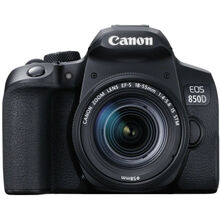 Фотоаппарат CANON EOS 850D kit 18-55 IS STM (3925C016)